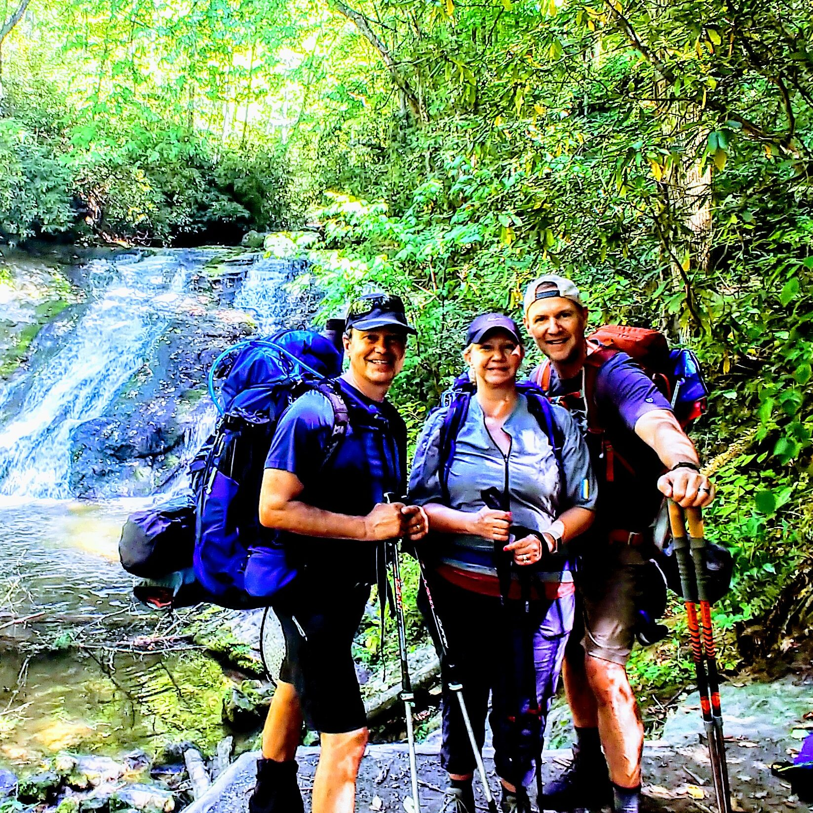 Guided Backpacking