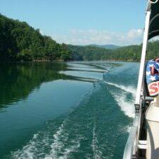 Pontoon Boat Rental - half day